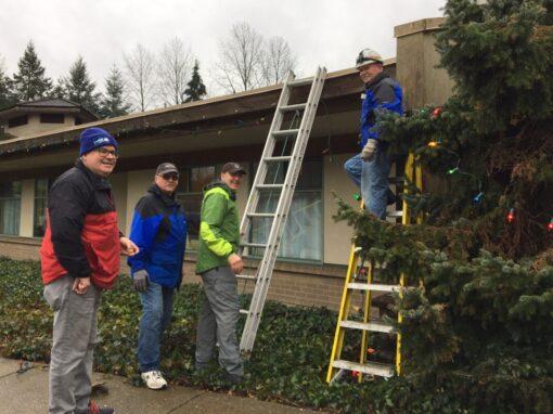 Christmas at Eagle Ridge Manor